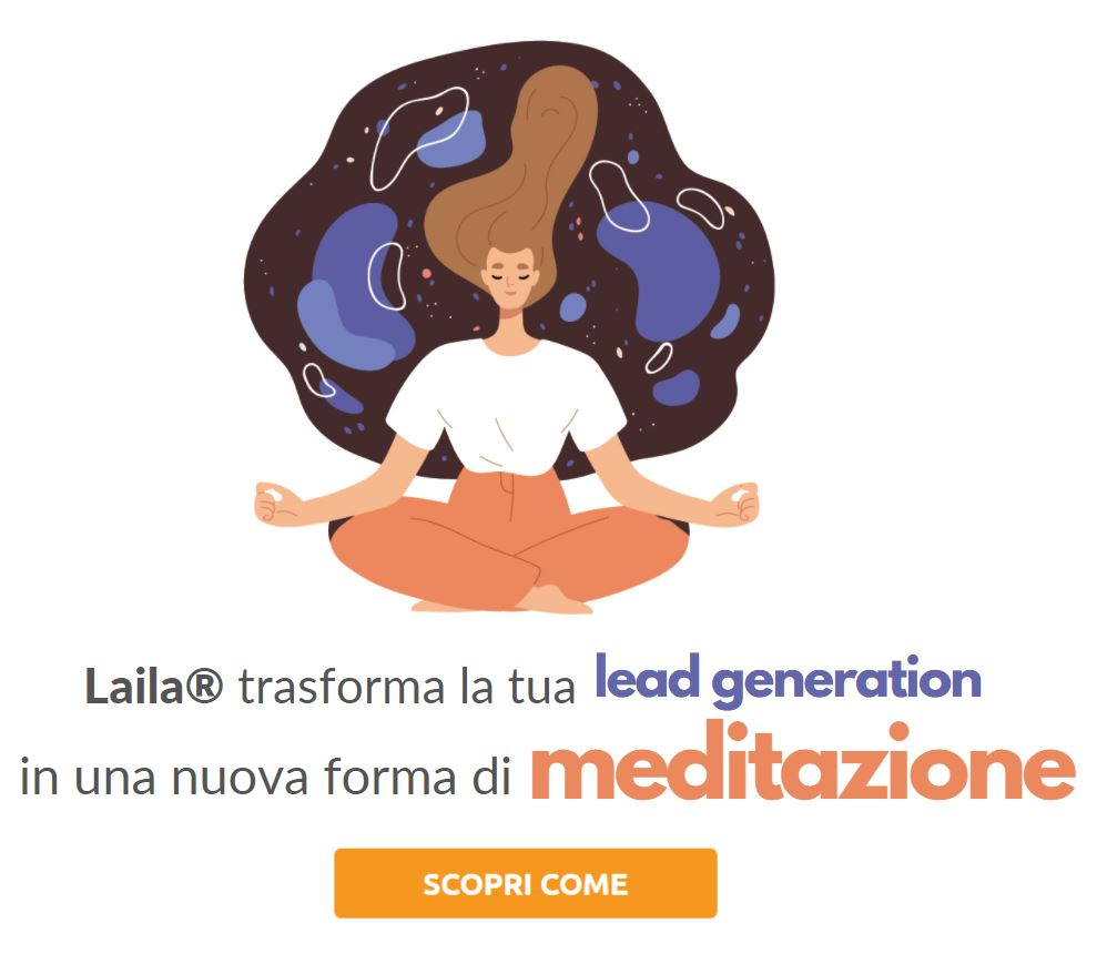 banner laila meditazione